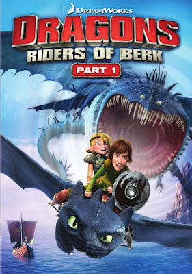 Dragons: Riders of Berk  Temporada 1 WEBRip 720p Dual Latino/Ingles