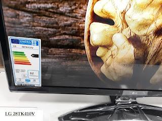 LG 28TK410V TV