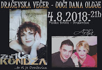 Pučka fešta - Dračevica slike otok Brač Online
