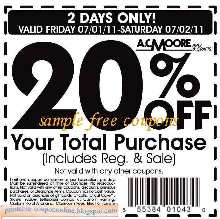 picture relating to Ac Moore Printable Coupon named Ac moore within just keep coupon code - Halo heaven coupon code 2018
