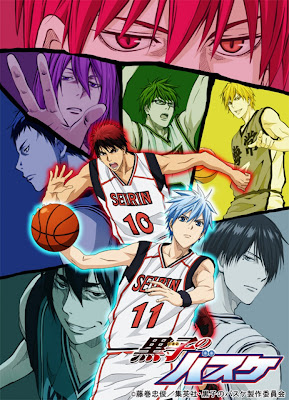 Review Anime Kuroko no Basuke 2nd Season