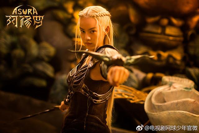Zhang Yishang Asura Chinese Daenerys