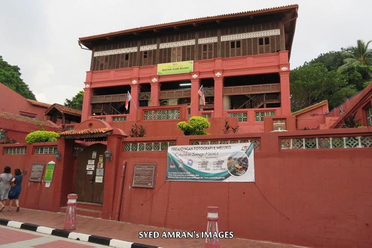 Malaysia Architecture Museum Melaka