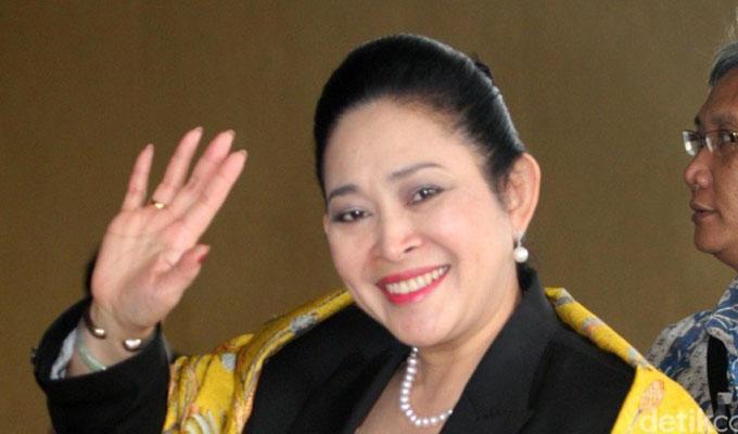 Titiek Soeharto Siap Jadi Ketua Umum Golkar