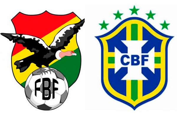 En vivo Bolivia vs. Brasil