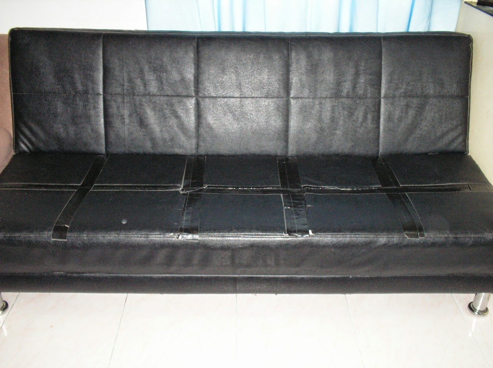 Sofa Repair In Johor Bahru Red Blue Rug My Creatives Zone D I Y N Recycle Makeover Lama
