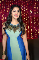 Anupama Paramesvaran in beautiful Sleeveless Gown at Zee Telugu Apsara Awards 2017 13.JPG