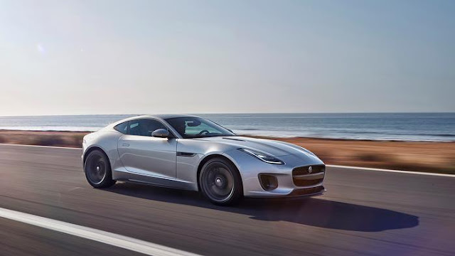 Auto Amar News : Facelifted 2017 Jaguar F-Type unveiled