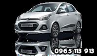 Giá xe Hyundai i10 Sedan Hải Phòng