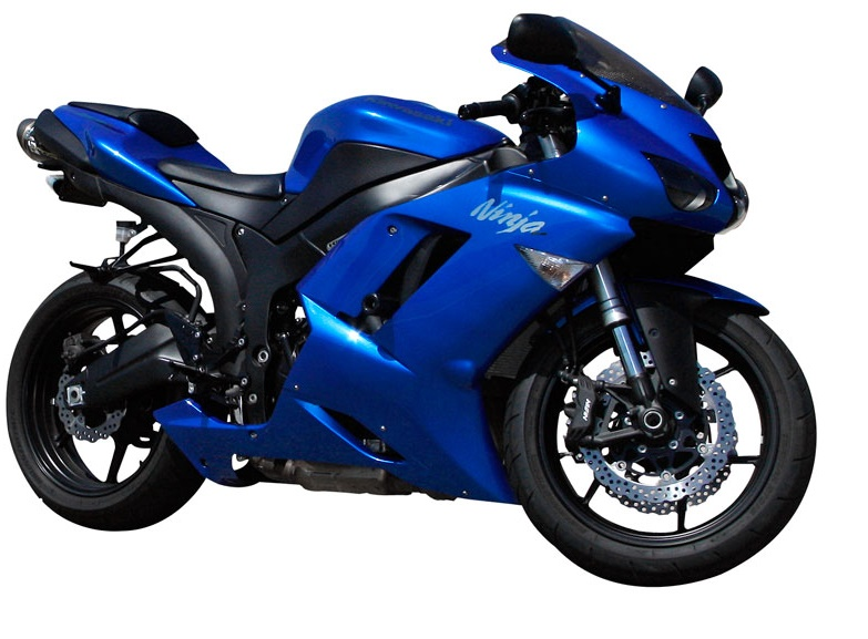 Kawasaki sport bike ninja