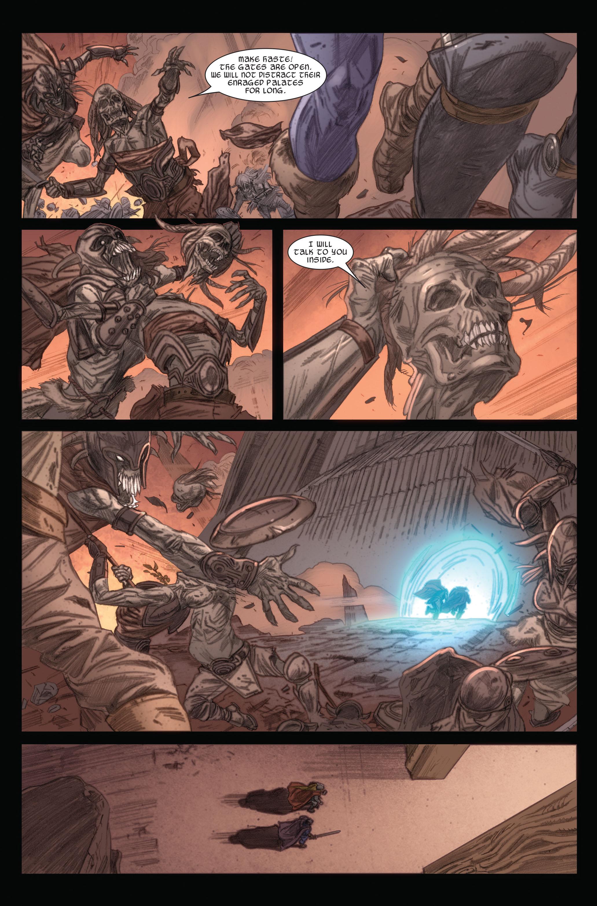 Thor (2007) Issue #612 #25 - English 13