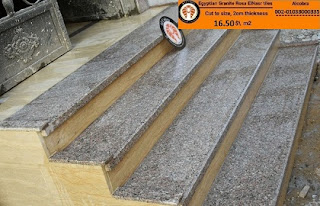 Egyptian  Granite Rosa Alnasr