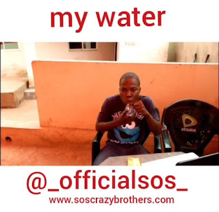 SOSCRAZYBROTHERS - MY WATER