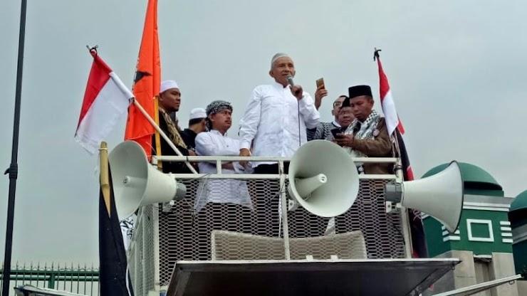 Amien Rais: Bung Jokowi, Kalau Anda Khianati Ulama Maka Allah akan Membuat Perhitungan