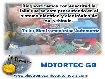 Servicio de Electricidad y Electrónica Automotriz Taller Renault
