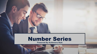 Number Series Questions for IBPS PO Exams