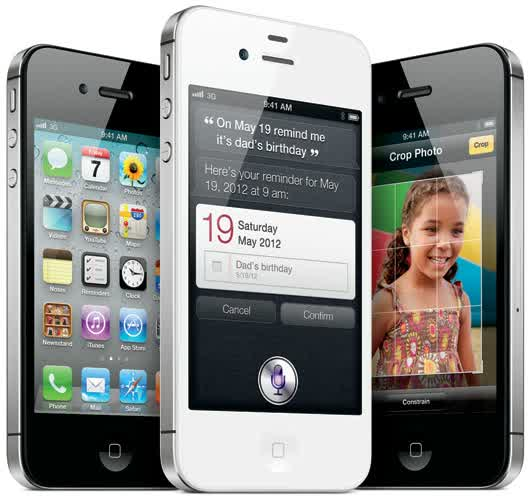 Perbedaan iPhone 4G dengan 4S