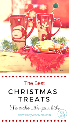 The Best Christmas Treats to Make with Kids | Christmas | #christmastreats