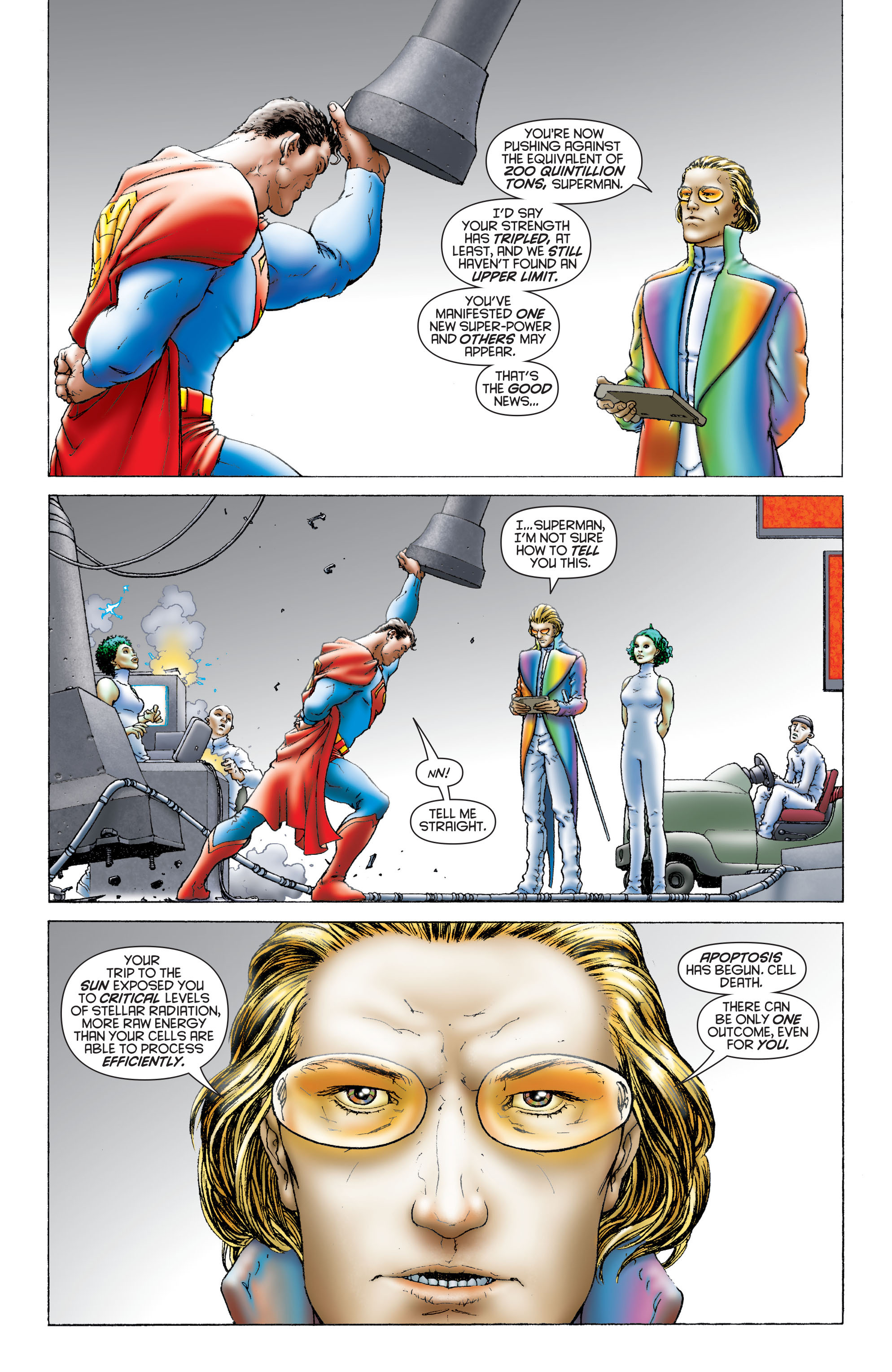 Read online All Star Superman comic -  Issue #1 - 14