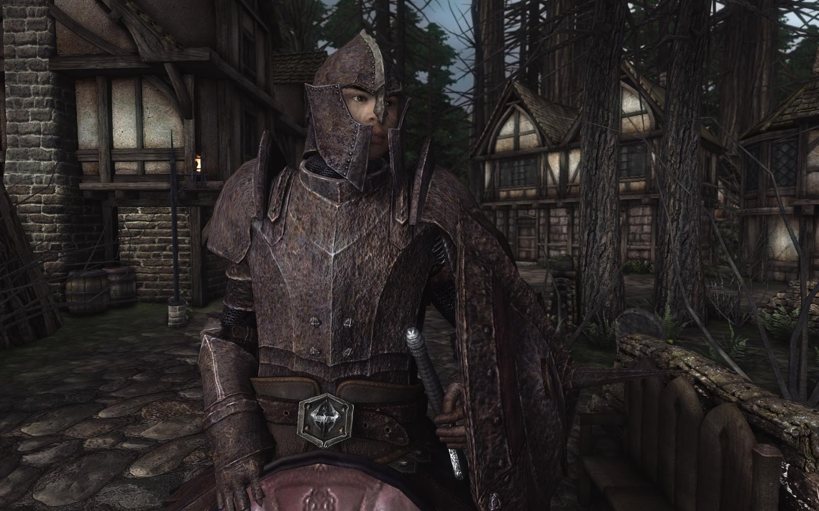 oblivion armor replacer