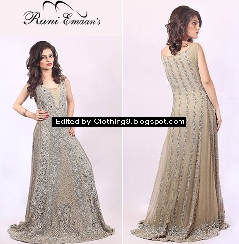 Bridal dress collection of Rani Emaan