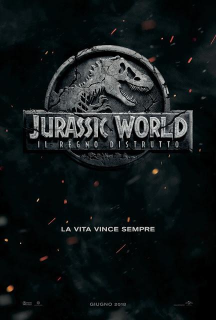 Jurassic World: Il Regno Distrutto 2018
