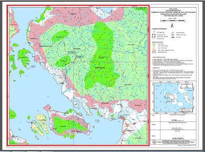 Pengertian dan Penjelasan tentang Isi Peta