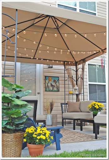 11 Budget Friendly Patio Makeovers | The Inspired Hive on Patio Makeovers On A Budget id=63771