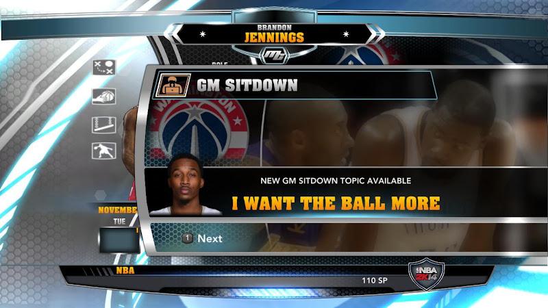 NBA 2k14 MyCareer Mod : Brandon Jennings - hoopsvilla