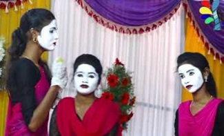 GIRLS BEST MIME SHOW||BCAS BEST CONCEPT