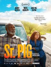 pelicula Sr. Pig (Mr. Pig) (2016)