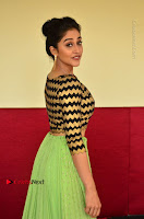 Actress Regina Candra Latest Pos in Green Long Skirt at Nakshatram Movie Teaser Launch  0120.JPG
