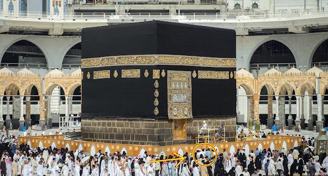 Pembimbing Haji Bingung Temannya Jalan Selalu Jinjit, Ternyata Dia Lakukan Ini Sebelum ke Mekkah