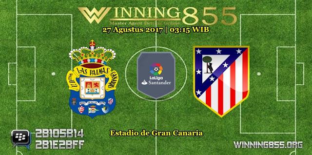 Prediksi Skor Las Palmas vs Atletico Madrid