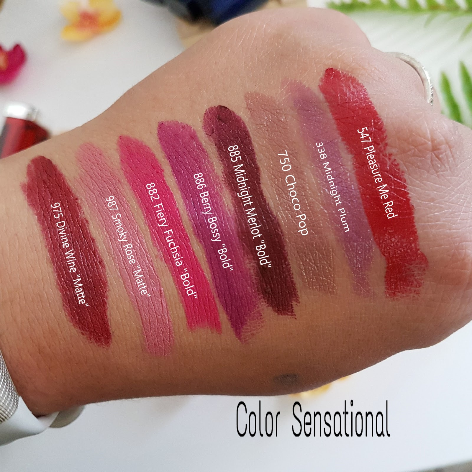 avis_colorsensational_maybelline_swatch_concours_mama_syca_beaute