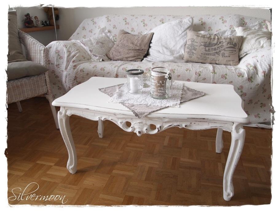 wohnzimmer shabby chic braun. Black Bedroom Furniture Sets. Home Design Ideas