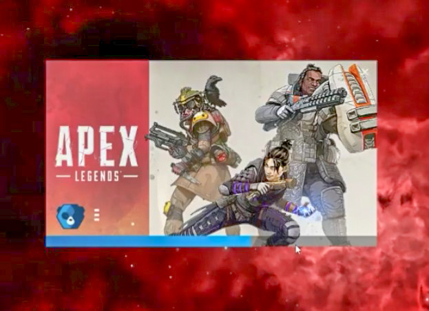 Apex legends How to fix error a redistributable package