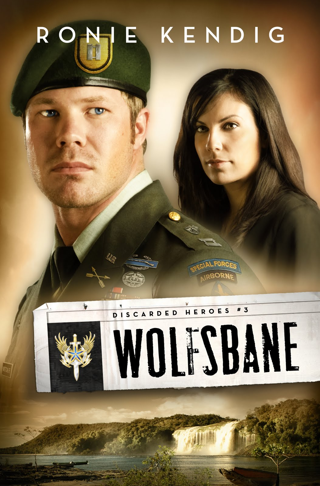 Embark upon a danger-laden mission within the pages of Ronie Kendig's  riveting Wolfsbane. Demolitions expert Danielle Roark thought escaping from  a brutal ...