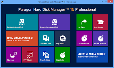 Hard Disk Manager 15 Professional