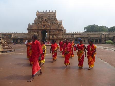 thanjavur temple KST