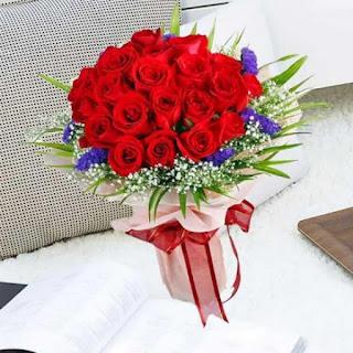 Karangan Bunga Hand Bouquet Menteng