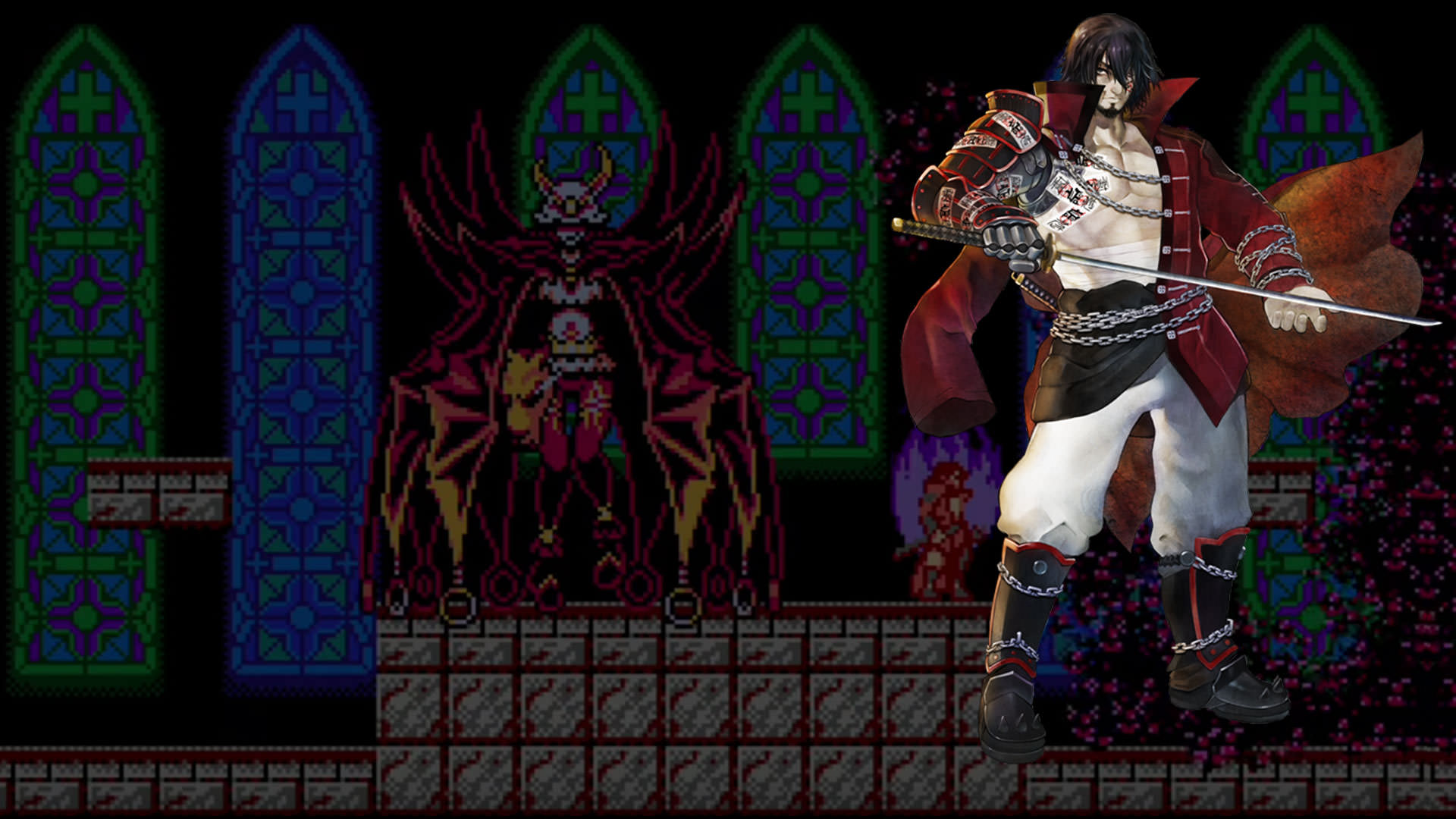 bloodstained curse of the moon download 3ds
