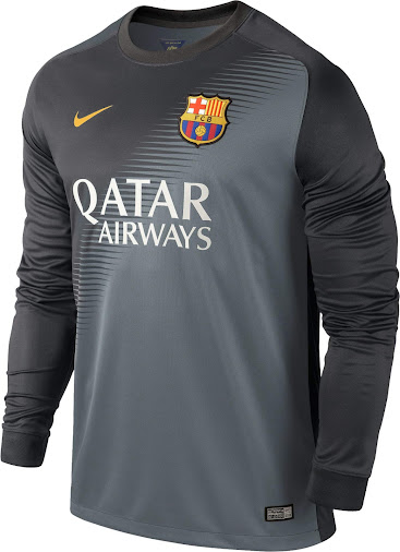 fc barcelona 14 15 2014 15 home away and third kits footy headlines footy headlines