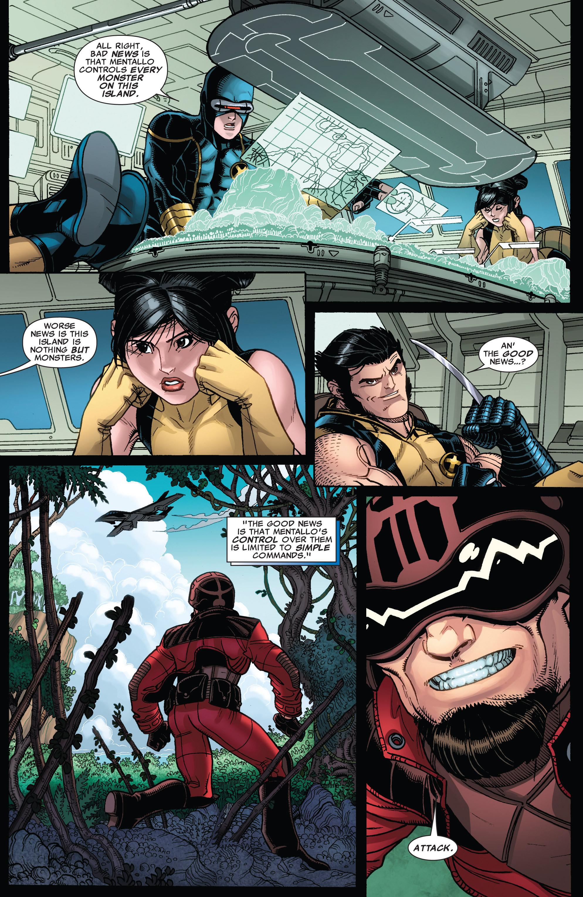 Read online Astonishing X-Men (2004) comic -  Issue #39 - 9