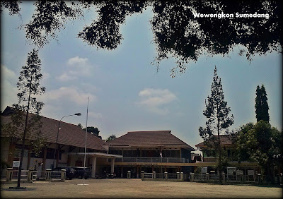 Kantor Desa Cibeureum Kulon, Kab. Sumedang
