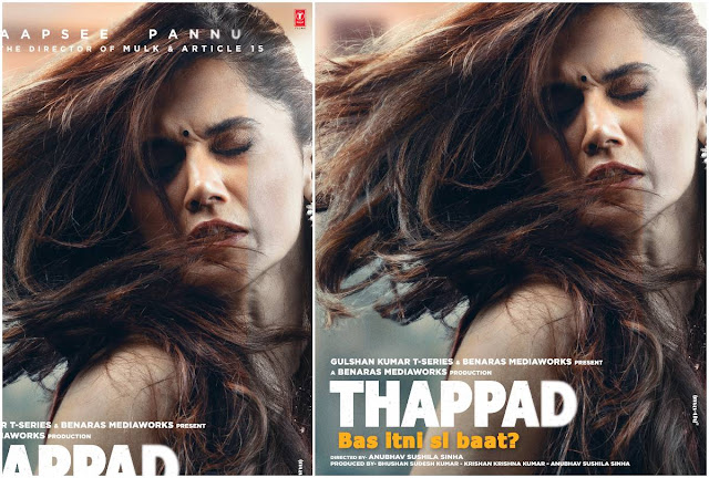 Download Thappad 720p | New Hd Movies