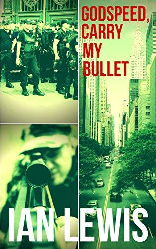 """Ian Lewis, """"Godspeed, Carry My Bullet"""""""