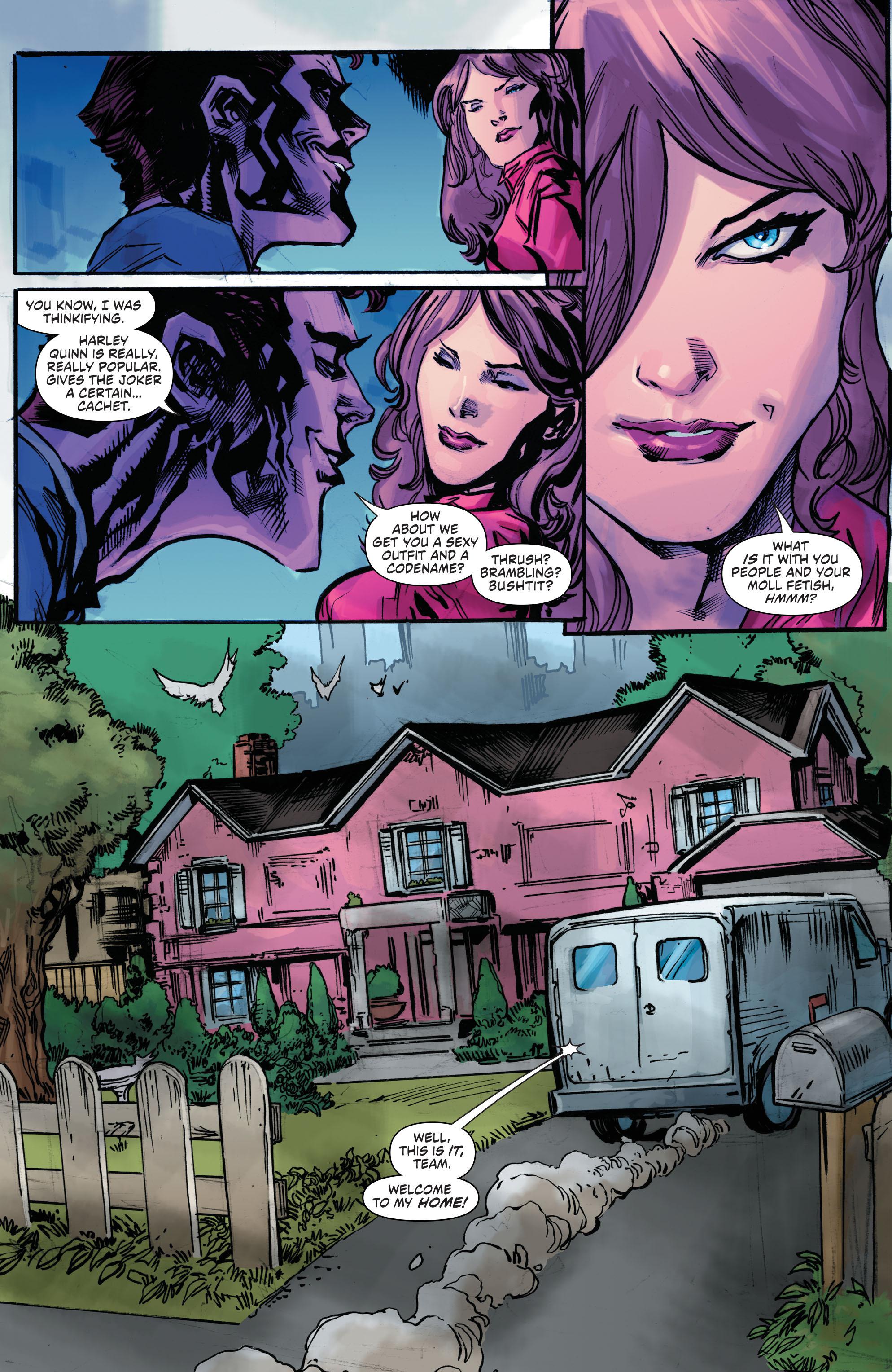 Read online Secret Six (2015) comic -  Issue #4 - 11