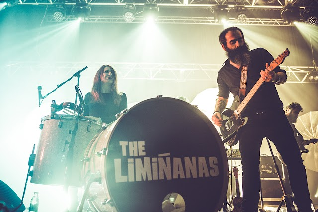 [News] The Limiñanas live in Athens [11.Apr.'19]