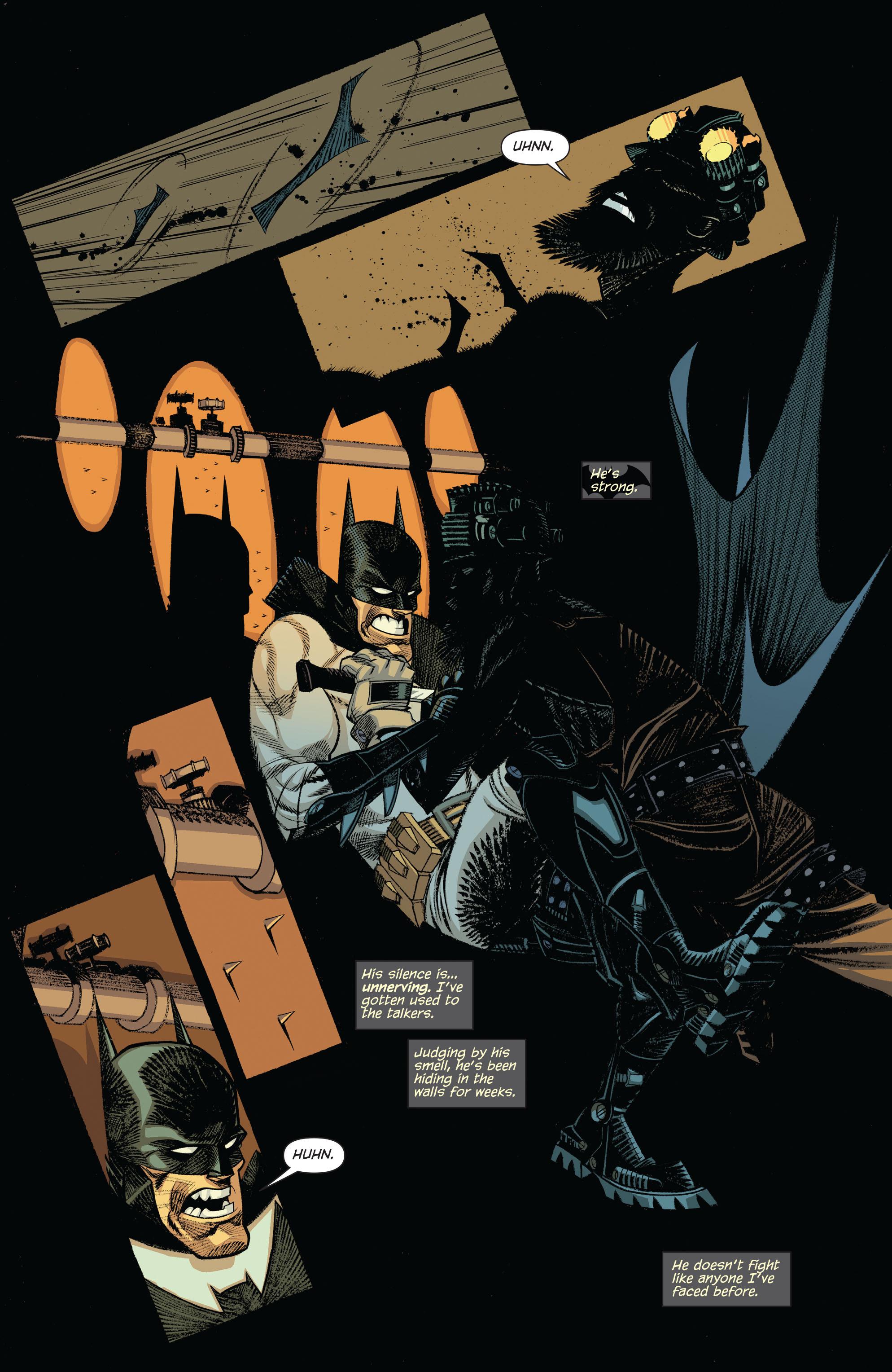 Read online Arkham Manor comic -  Issue #5 - 6